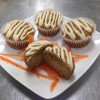 Orange Carrot Cupcakes With Orange Maple Frosting